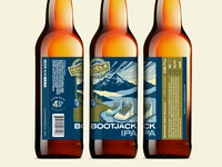BootJack IPA 2015 Label Update