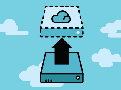 Backup cloud cloud storage hard drive drive backup illustration editorial