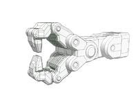 Robo Pincer Crush