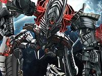 Adobe illustrator-Transformers