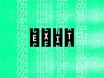 🎰 Exit 2021 logotype logo