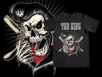 Greaser Skull