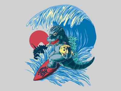 Kaiju's Summer