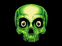 Skull Test Piece