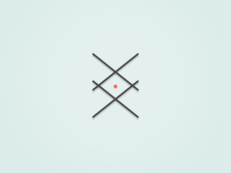 Folklore Symbol .2 symbol line minimal folklore