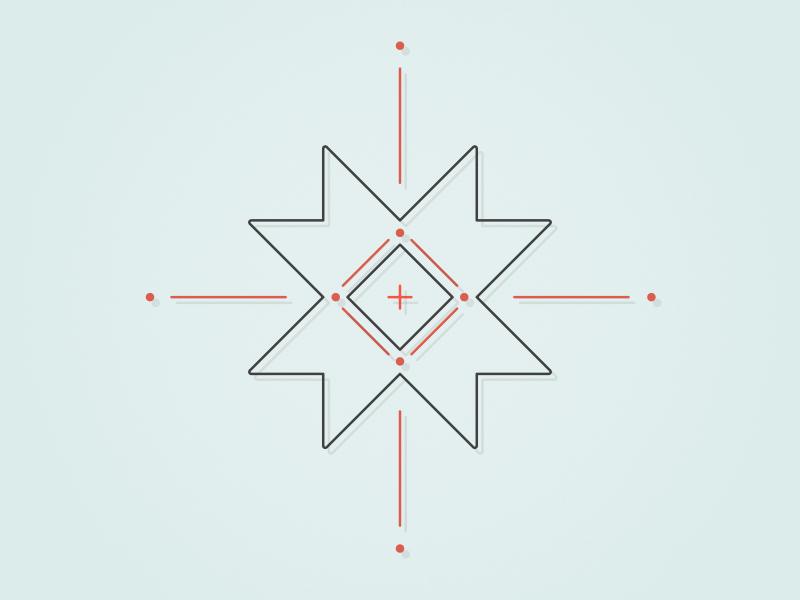 Folklore Symbol .3 symbol line minimal folklore