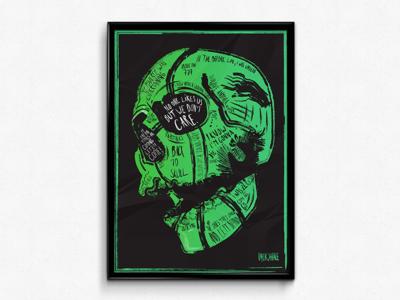 The Lyrical Skull (RGB)