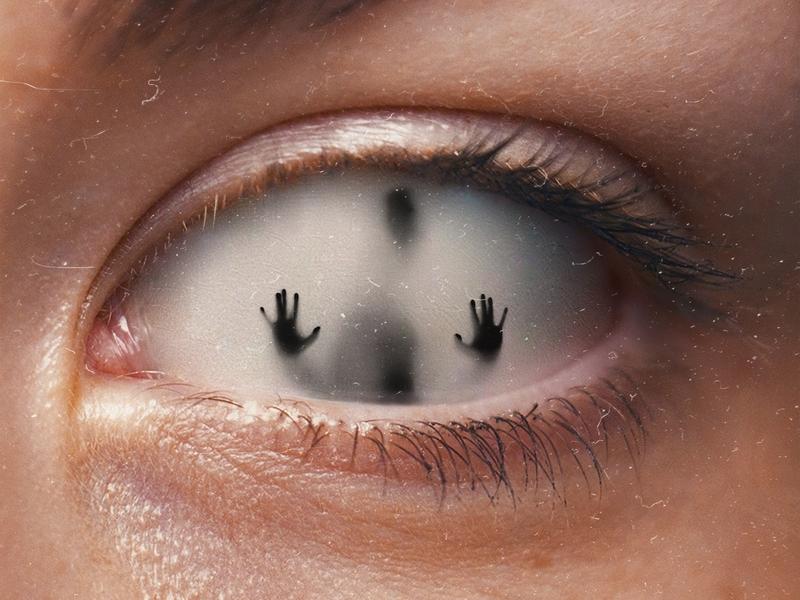deathxdance vintage darkness collage shadow eye photoshop