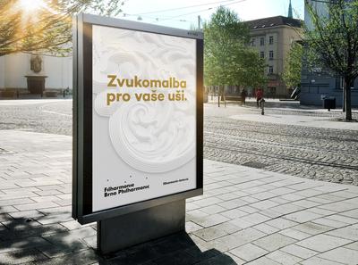 Brno Philharmony visual style