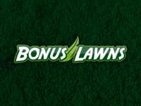 Bonus Lawn Logo Design