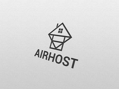 Logo Design - Airhost