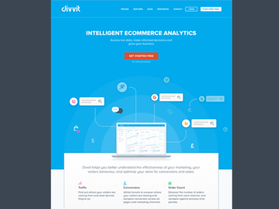 Divvit Website