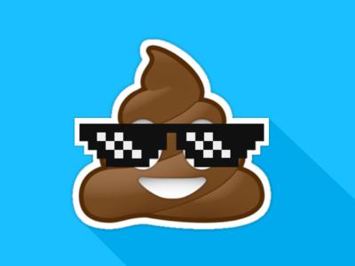 Thug Poop ©