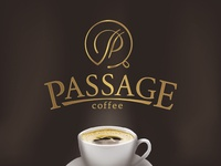 Passage Coffe Logo