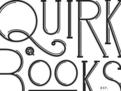 Quirk Type typography
