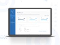 Customer Churn Visualization Dashboard