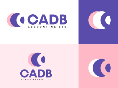 Accounting Firm Logo logo illustration design branding
