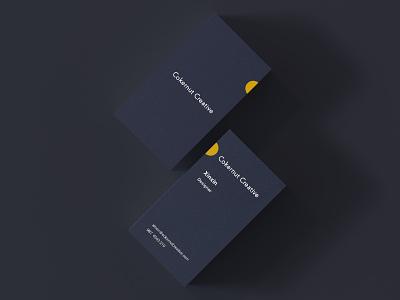 Namecard name card dark card graphic design graphic business card namecard