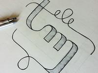 First Tasy Makes logo draft