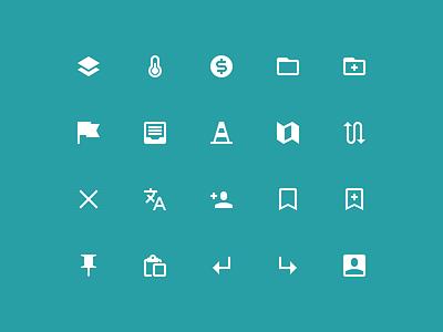 Zondicons update icon set 20px update zondicons icons