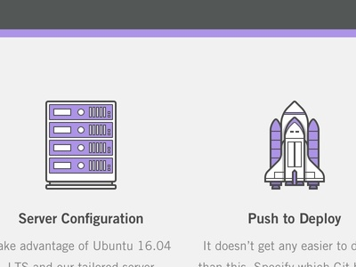 Heroicons inspiration launch deploy server icon set icons