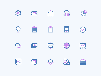 Icons responsive svg icon set icons
