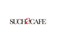 a logo for cafe shop.