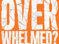 Overwhelmed Cracked Type