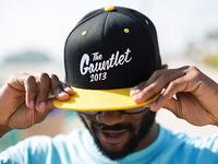 Gauntlet 2013 Flat Bill