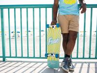 Gauntlet 2013 Skate Deck