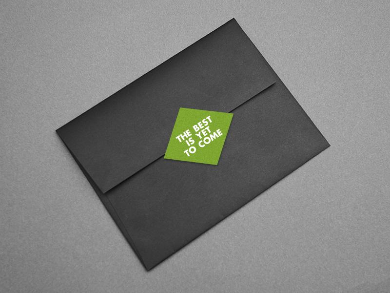 dribbble envelope sticker jpg by dave keller