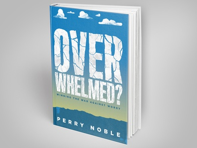 Overwhelmed Book Cover Option