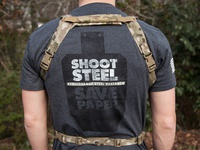 Shoot Steel Save Paper