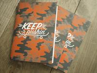 Keep Pushin' Adoption Journal
