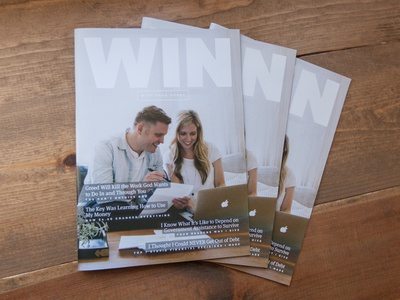 Win With Your Money Magazine