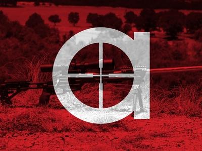 Alamo Precision Rifles Logo Treatment
