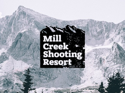 Mill Creek Shooting Resort Option 4 slab serif slab shooting rifle resort precision bandera mill creek guns firearms colorado