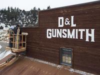 D&L Gunsmith Signage