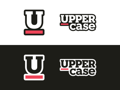 Uppercase Stickers