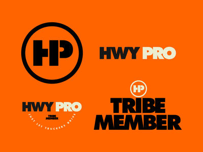 Hwy Pro Lockups orange working class highway hwy pro blue collar futura
