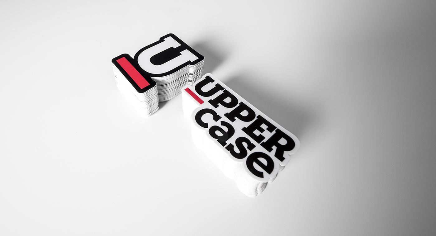 Uppercasestickerstack