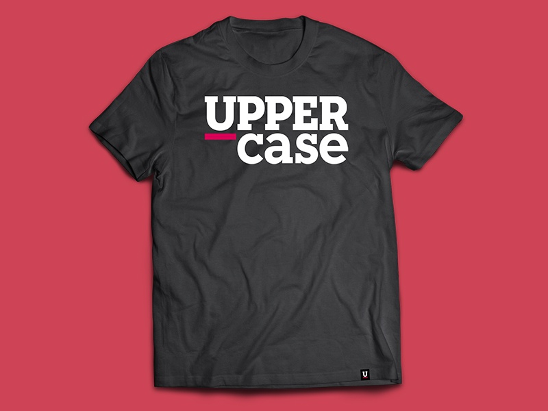Uppercase.tee