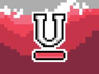 8-Bit Uppercase