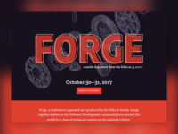 Forge Conference