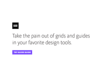 Guide Guide Typography