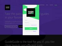 Guide Guide Login Modal