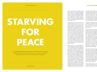 Starving for Peace (Template Spread 2)