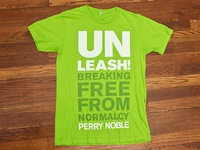 Unleash! Book T-Shirt