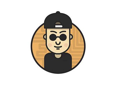 Avatar Illustration illustration icon line avatar