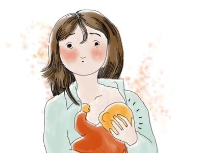 Spot Illustration for LittleThings.com, unpublished
